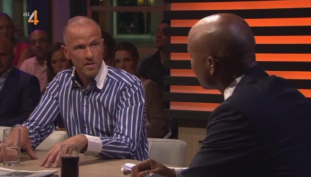 Coen van Veenendaal in RTL Late Night